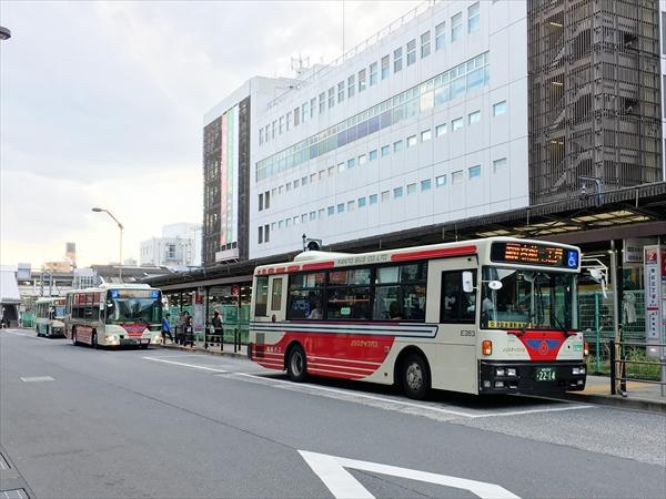 キョウエイアド 交通広告 関東バス路線図 関東バス 広告